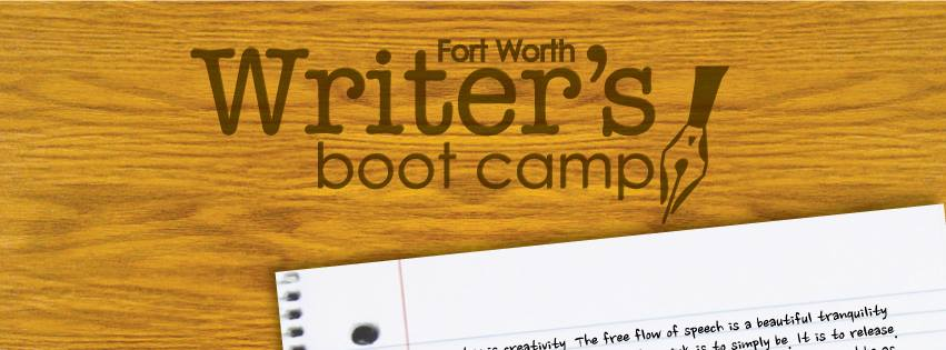Fort Worth Writer's Boot Camp Logo