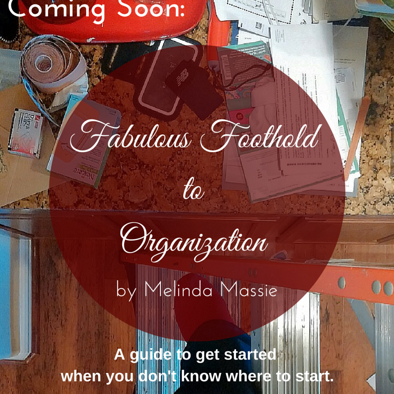 Fabulous Foothold to Organization - Organizing with a Side of Fabulous Blog