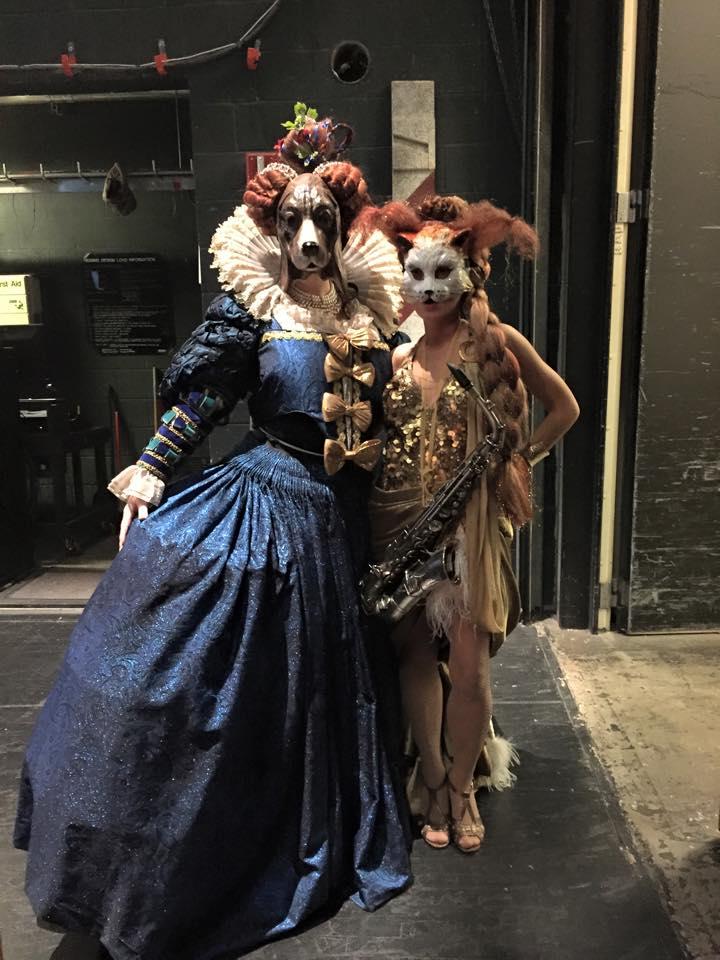 Hamlet - Dog Queen and Cool Cat