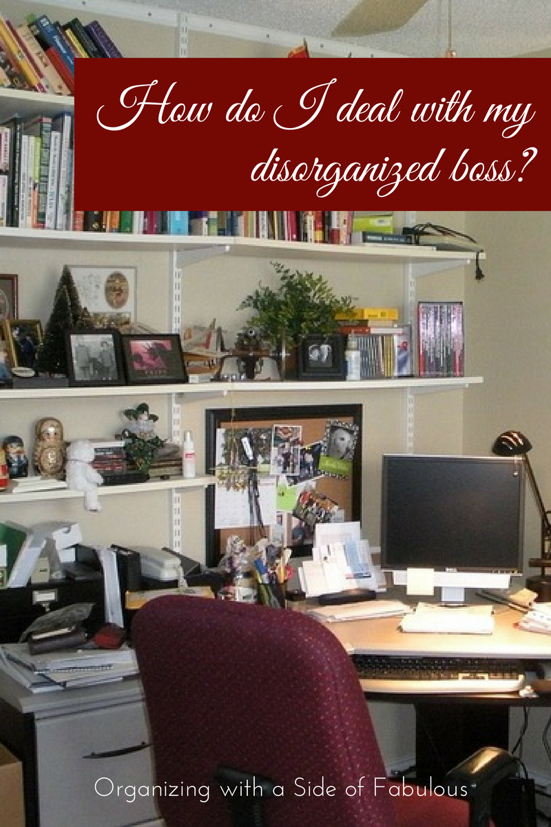 Disclaimer: Not my former boss's office, but I'd have taken a picture way back when if I'd know it was going to become handy later.