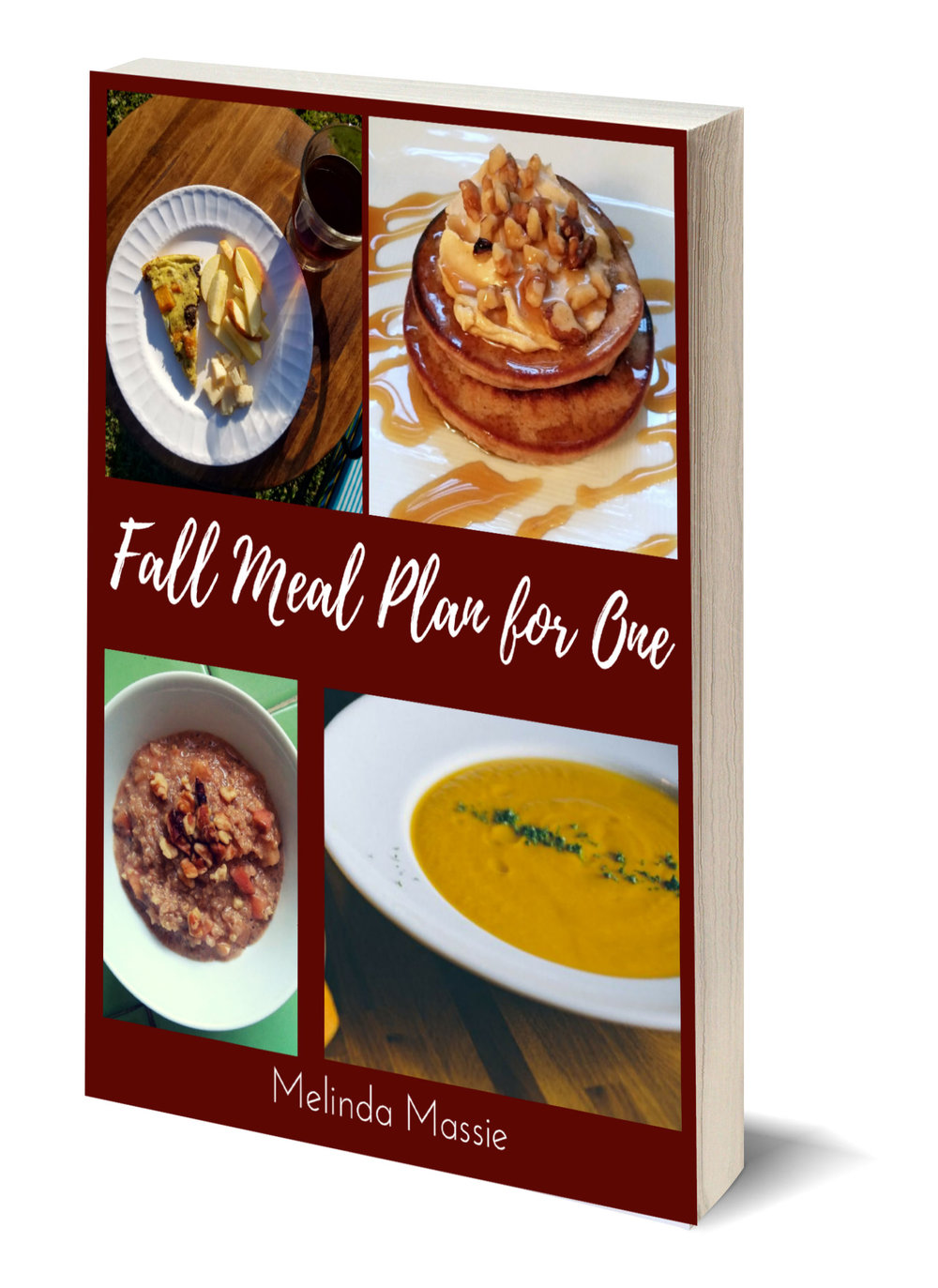 Fall Meal Plan for One - Organizing with a Side of Fabulous