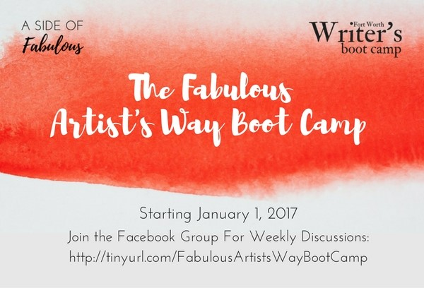 The Fabulous Artist's Way Boot Camp