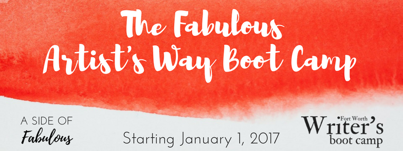 The Fabulous Artists Way Boot Camp