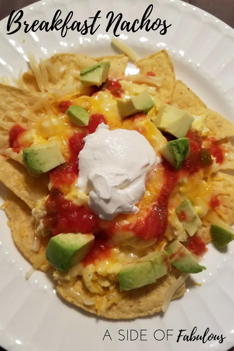 Food Geek Friday: Breakfast Nachos - A Side of Fabulous Blog