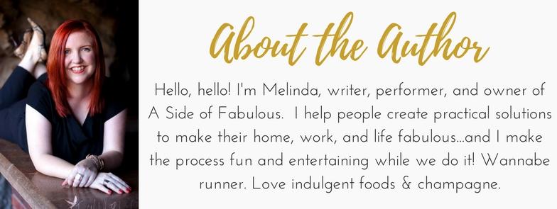 Melinda Massie - A Side of Fabulous