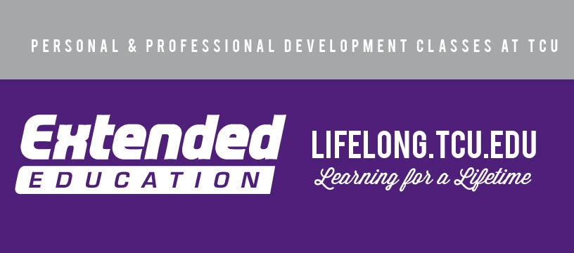 Melinda Massie teaching for TCU Extended Education
