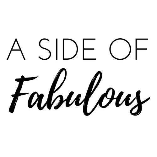 A Side of Fabulous logo