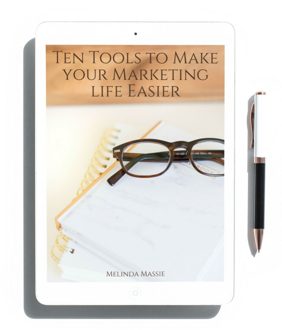 Not sure if you're ready to take that leap of faith yet? - I got you, Boo. Start with this free guide that will show you some fabulous tools to help your marketing run more smoothly. Play around with them and know that I'm only a call or email away when you need help!