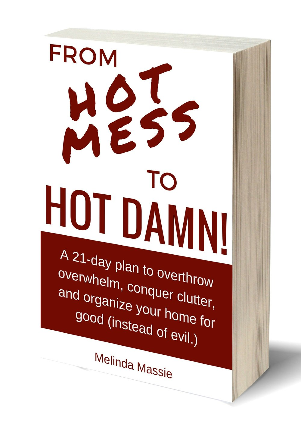 - * A simple, step-by-step plan to help you clear clutter without forcing you to get rid of all your worldly possessions.* Steps are broken down into easy 5-15 minutes chunks to fit into even the busiest schedules.* Find your personal