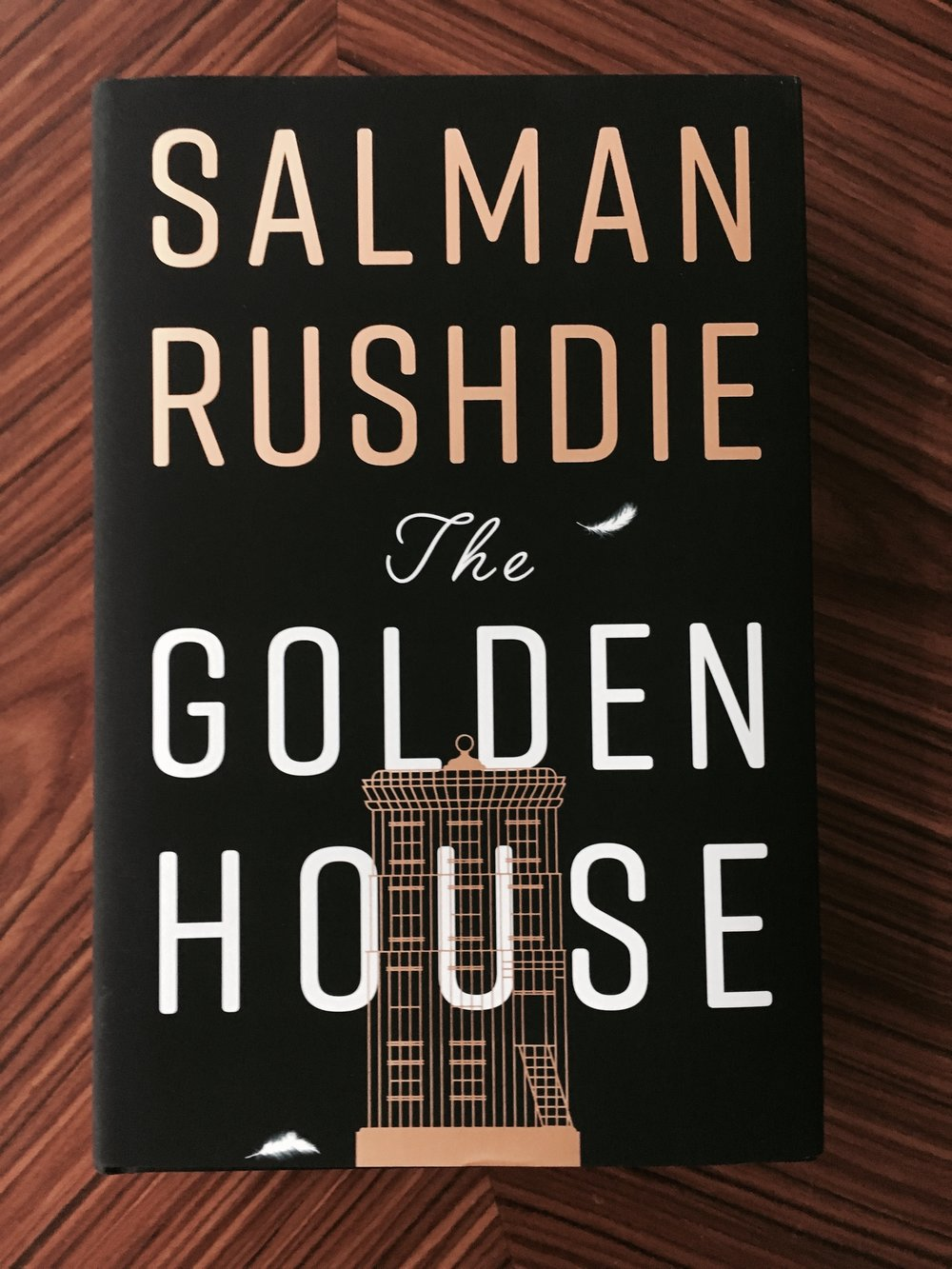 The Golden House is published by Jonathan Cape.