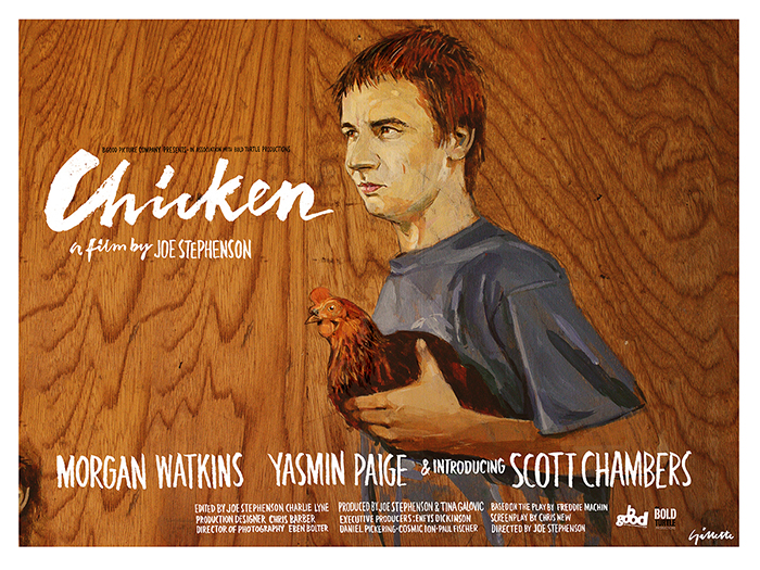 Chicken Film poster