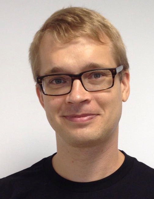 Björn Strandberg - Logistics Manager