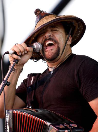 Terrance Simien & The Zydeco Experience Band