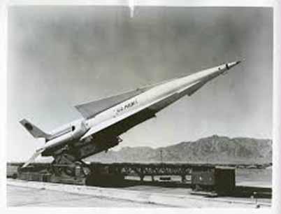 Nike-Hercules Missile 1958