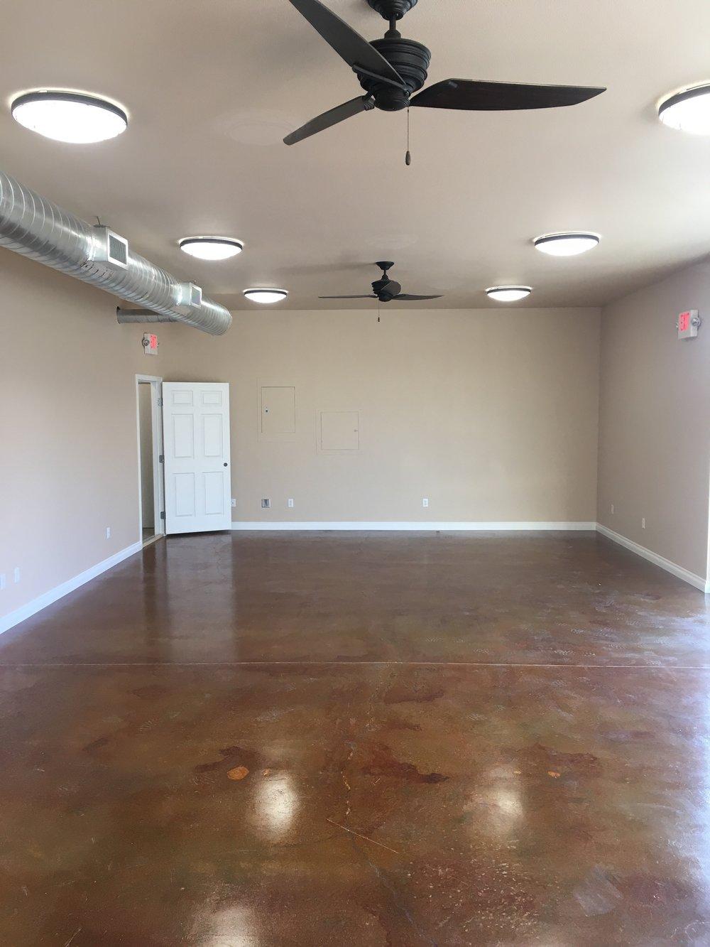 COMMUNITY - New Community Center Level 7 Spiritual Center 2.JPG
