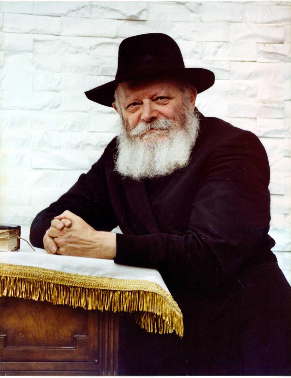 Lubavitcher Rebbe, Rabbi Menachem Schneerson