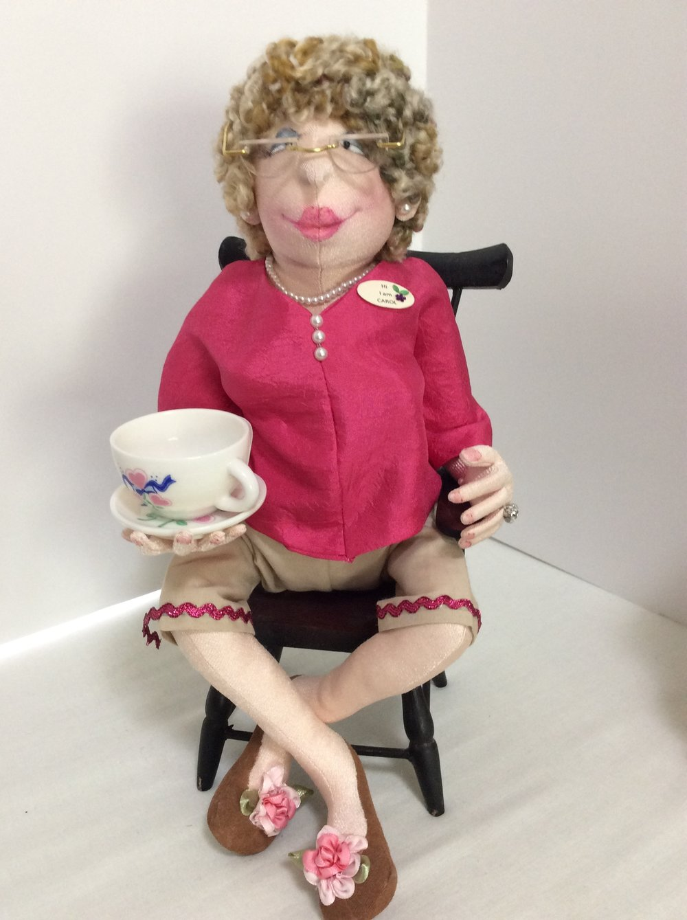 Recent Commissioned Doll