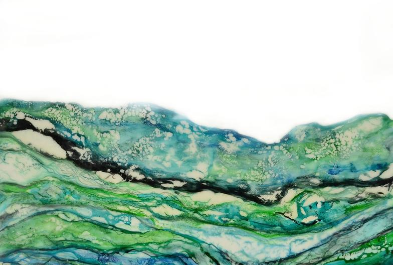 MAS - Camille Hurst, Encaustic Artist, Art Display At Mat-Su College Gallery 3 - Copy.png