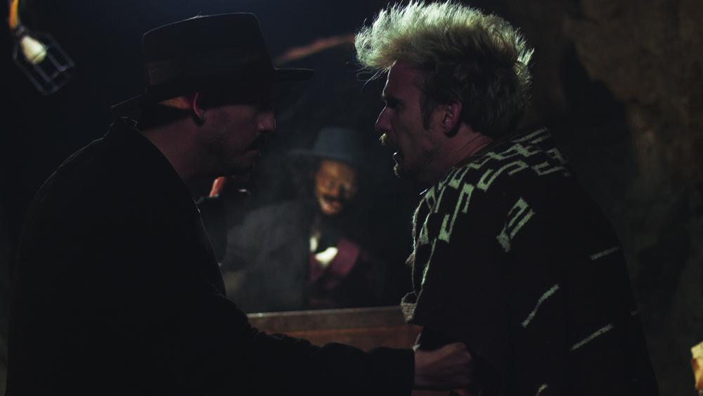 Burt & Andy