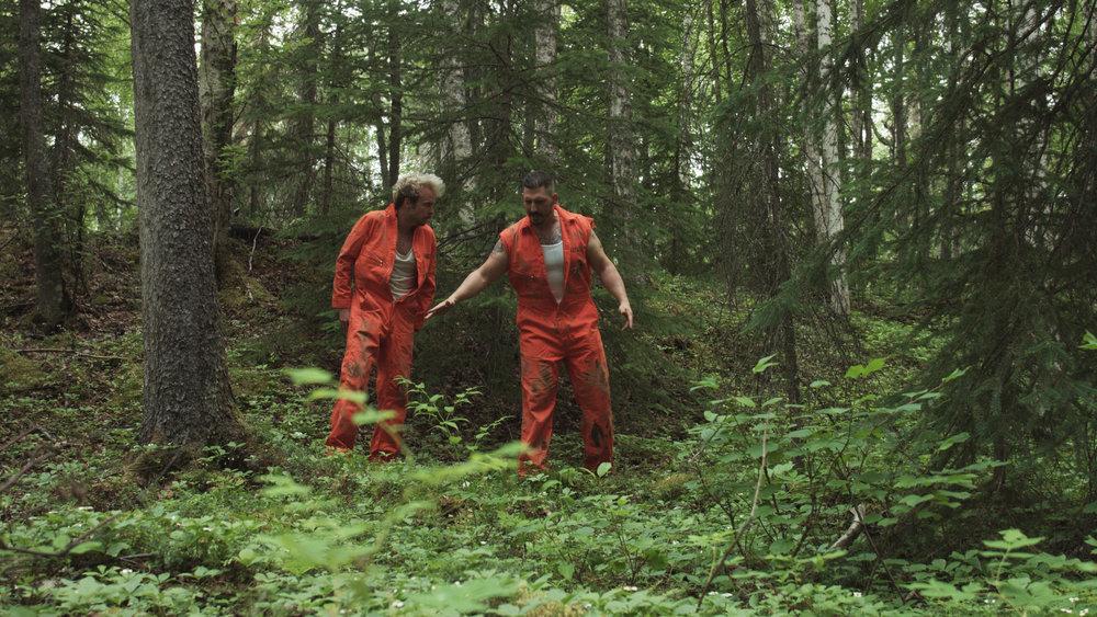 Burt & Andy Escape