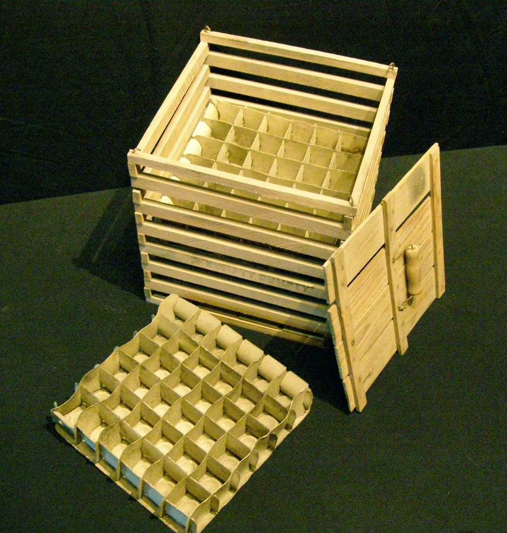 MAS - Palmer Museum Of History & Art Artifact Of The Month Egg Crate 2.jpg
