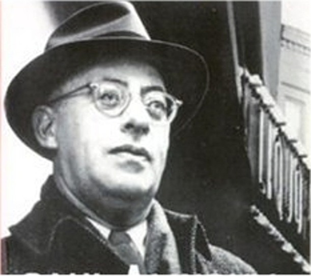 A photo of Saul Alinsky