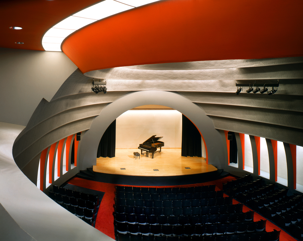 Tishman Auditorium, New York