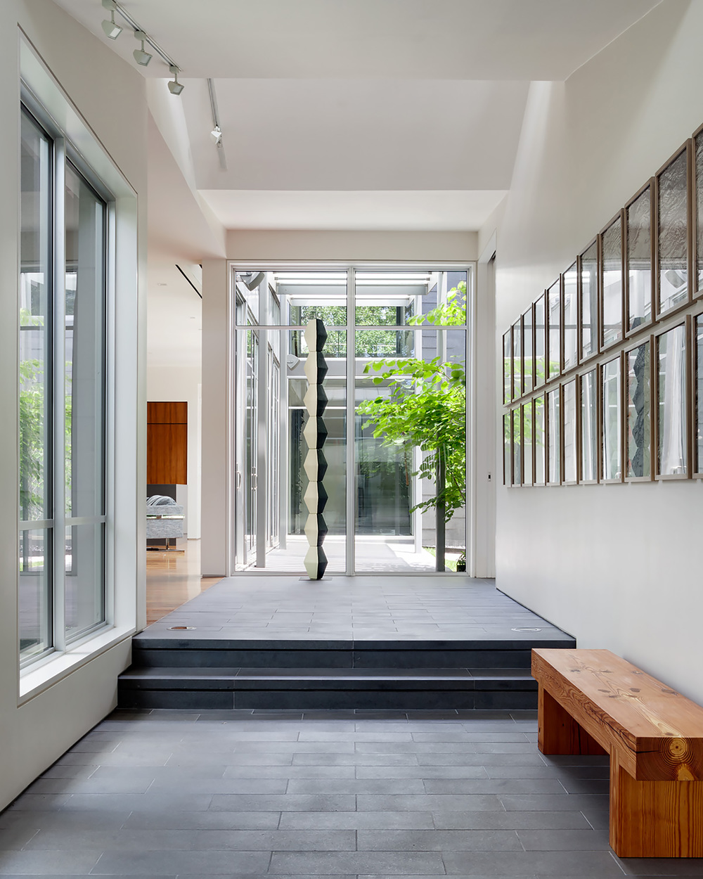 DuBois San Antonio Residnece Art Hallway.jpg