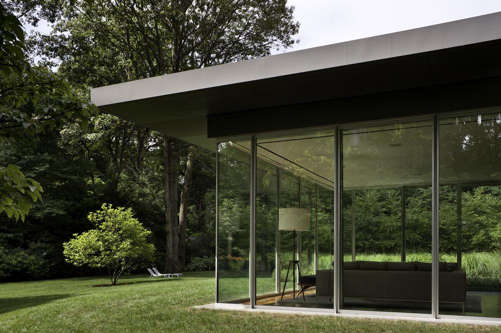 DuBois Sands Point Glasshouse Living Room and Landscape.jpg