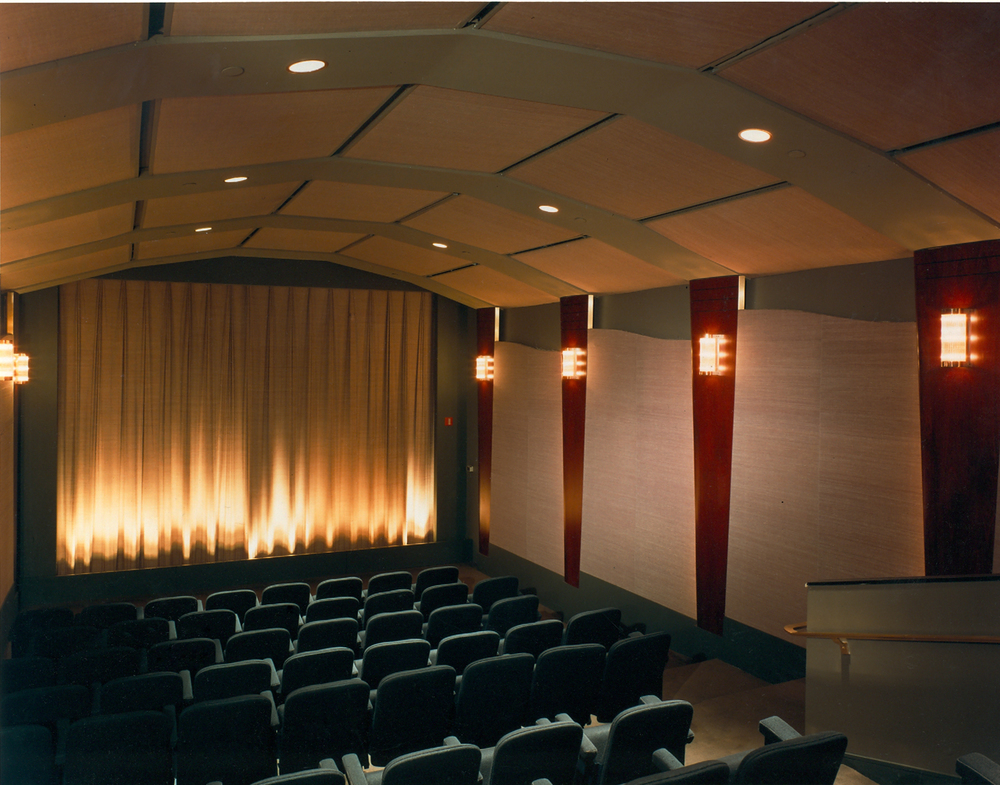 Warner Bros. Screening Room, New York