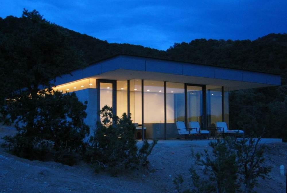 DuBois Santa Fe Guest House dusk.jpg