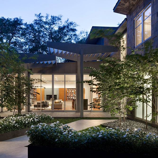 San Antonio Residence, Texas