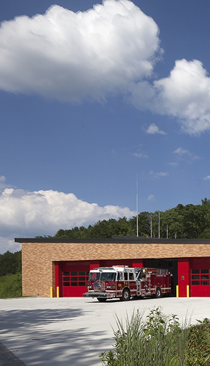 DuBois Millwood Fire Dept Front View (East).jpg