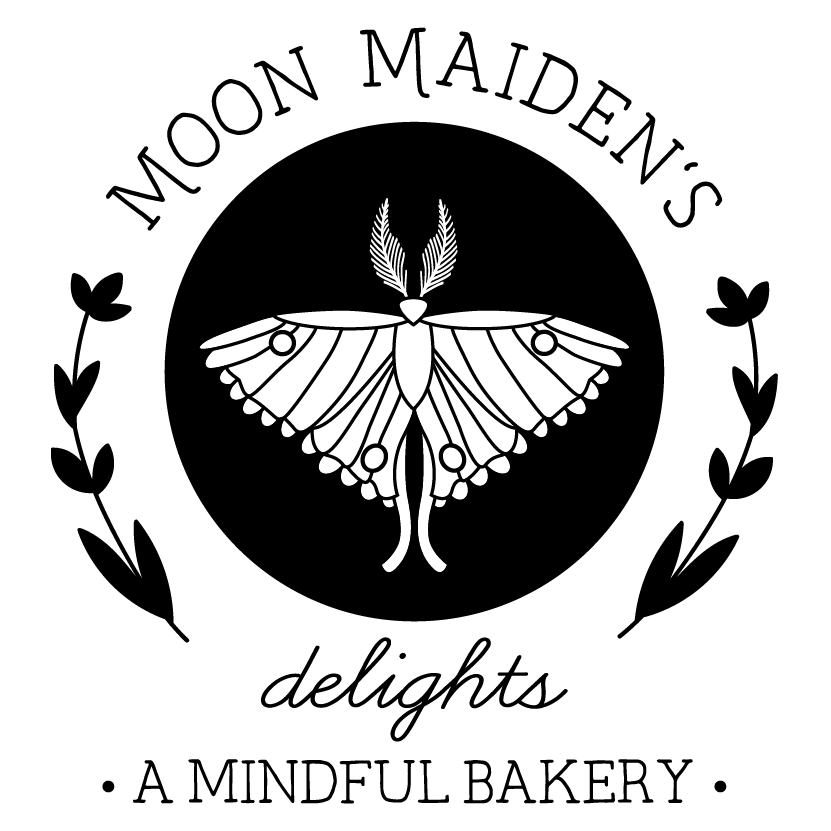Moon Maidens Delights Mindful Bakery Vegan Sprouted Gluten Free