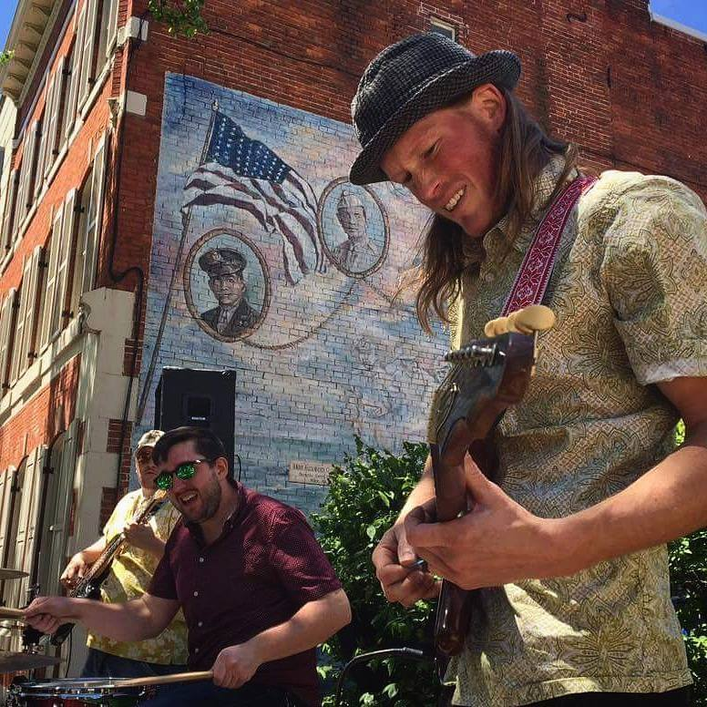 Buzzard Luck - Buzzard Luck is a York, PA based trio creating their own take on Blues Rock, with high energy and a passion for their music.Read More