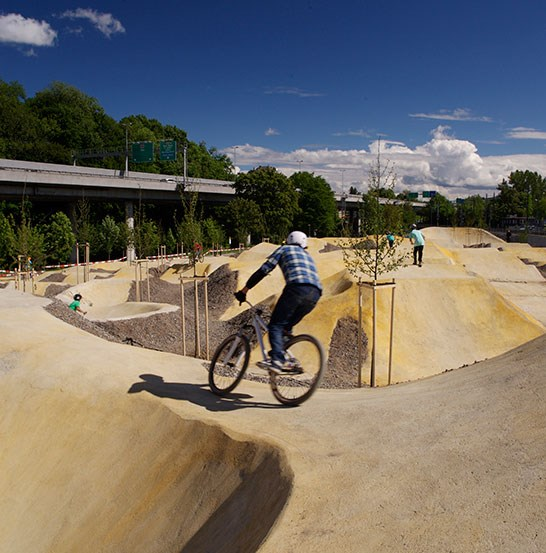 Pumptrack Sihlcity