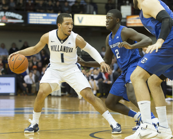 "Khyri Thomas aka ""Tazz"" will have to check Villanova's Jalen Brunson yet again this season."