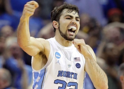 That's right - this goober will be the Heels' crucial man in the middle this season