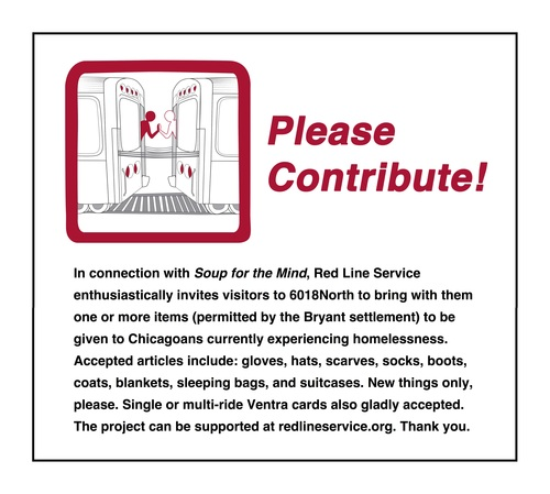 Red Line Service Soup For The Mind 6018north