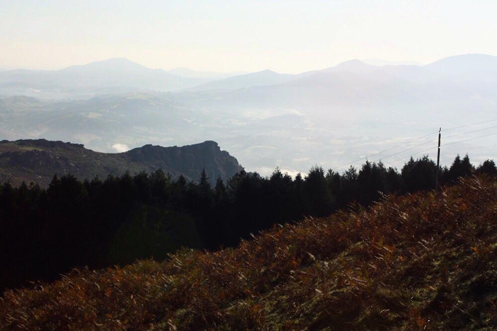 Hills of La Rhune