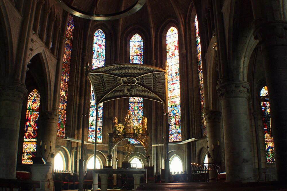 Roncesvalles chapel
