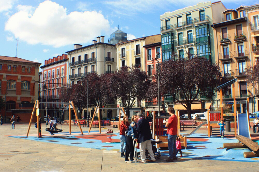 Pamplona Plaza