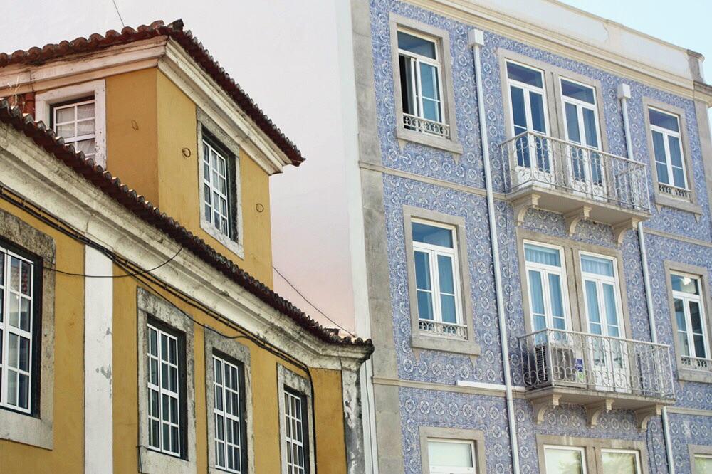 Azulejo tiles of Lisbon