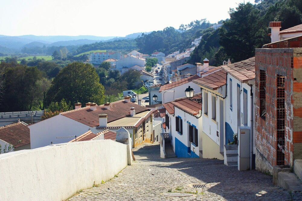 Ancient streets of Aljezur