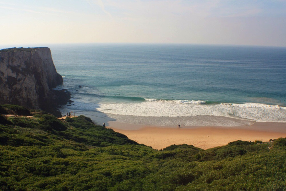 Picturesque Praia do Beliche