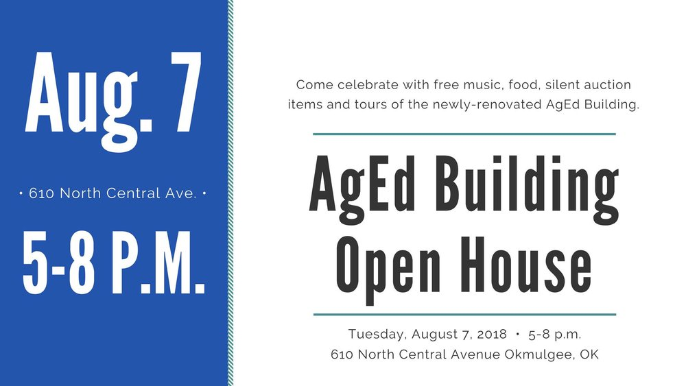 Okmulgee AgEd Building Open House.jpg