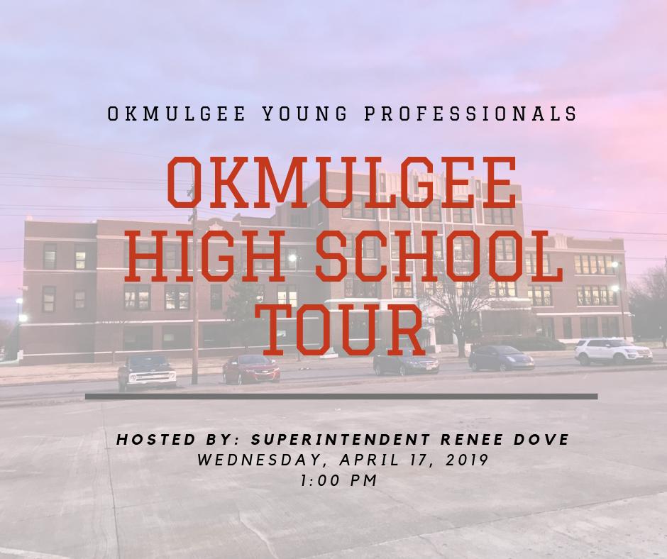 Okmulgee High School tour.png