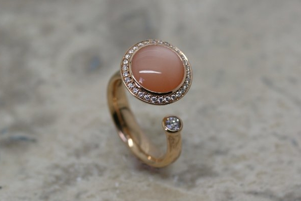 OUR BEST FRIENDS - Dare to dazzle this month and indulge in April's birthstone 'Diamond' A MarkAdam favourite.
