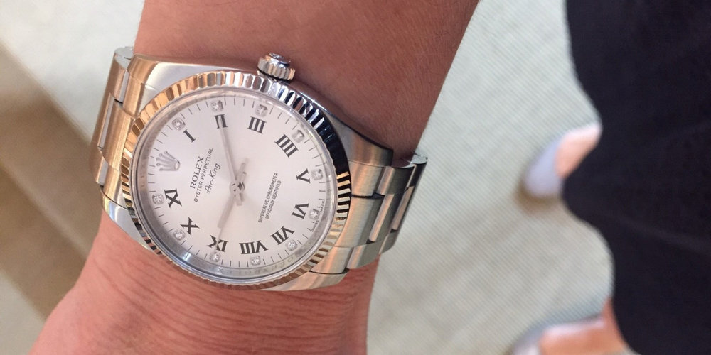 PRE-OWNED ROLEX WATCHES - Please contact us for information on our revolutionary pre-owned, Rolex time pieces.