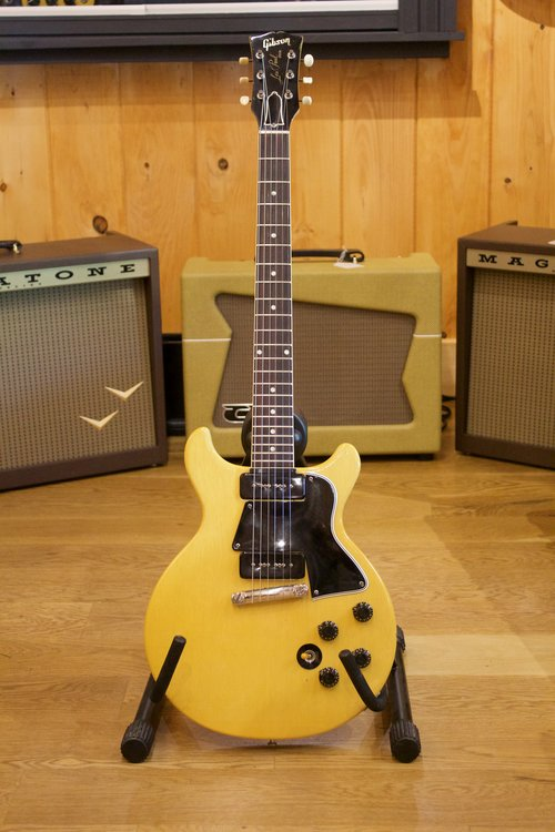 Vintage 1959 Gibson Les Paul Special TV Yellow (Scarsdale)
